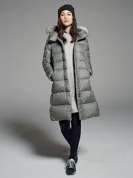 Afbeeldingsresultaat voor WOMEN LIGHT WEIGHT DOWN HOODED COAT