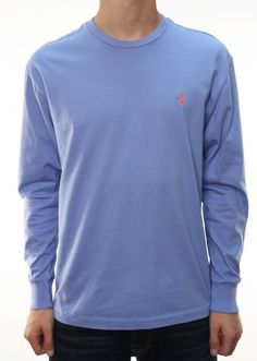 Polo Ralph Lauren Men Long Sleeve Pony Logo T-Shirt  http://www.allmenstyle.com/polo-ralph-lauren-men-long-sleeve-pony-logo-t-shirt/
