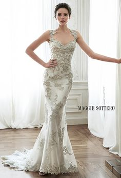 Maggie Sottero, Jade ~ available at Pence and Panache Bridal Boutique, 682-224-3484, facebook.com/penceandpanache!