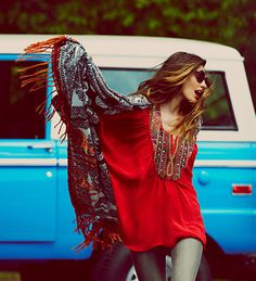 Free People Lookbook