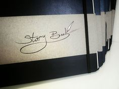 #storybook in our #storyhotel Arabic Calligraphy, Notebook, Arabic Calligraphy Art, Notebooks, Scrapbooking