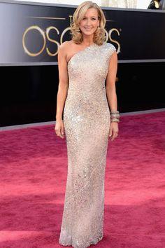 Los looks de la alfombra roja de los Oscares 2013