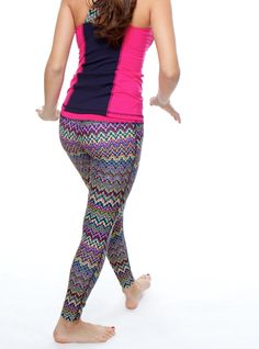 Put a spring in your step with the vivid colors in our @Prismsport #Jacquardcollection! #embraceprint