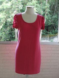 Vestido Pink Básico