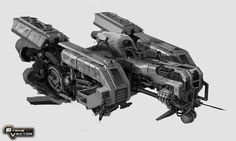 Ships from Strike Vector