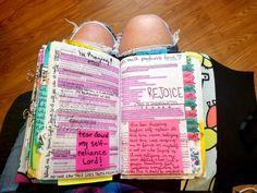 Bible Notes, My Bible, Bible Art, Bible Verses, Bible Doodling, Daily Planners, Bible Pictures, Begotten Son, Bible Prayers