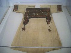 Child's Tunic  Excavated 2002  Coptic Period  7th to 10th century A.D.