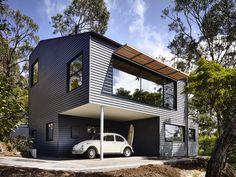 Casa Lorne Hill / Will Harkness Architecture