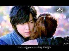 신의 (Faith) ost MV6 - 'Song of wind' (바람의 노래), Lee Min Ho(이민호), Kim Hee Sun(김희선) - YouTube