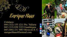 Públicidad & Promocional Telefonos Para Contrataciones De Enrique Haas Nacioanl e Internacional Música Ranchera Foto - Google Fotos