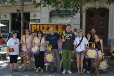 ¡Gran éxito en el campeonato Puzzlemanía para niños y adultos! Lo celebramos en Barcelona el sábado 14 de junio.