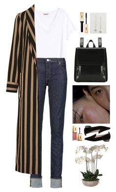 """Unbenannt #1463"" by uniqueautumn ❤ liked on Polyvore featuring H&M, Acne Studios, Etro, ASOS, Yves Saint Laurent, Nicholas Kirkwood, girlstrip and WineTastingOutfit #acnestudios"