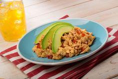 Huevos a la Mexicana with Avocado | Avocados From Mexico