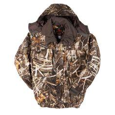 Game Winner® Men's Realtree Advantage Max-4® Camo Insulated Waist Jacket