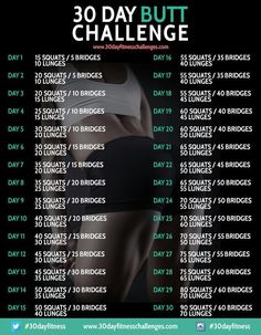Brazilian Butt Workout... awesome ways to work out your butt!
