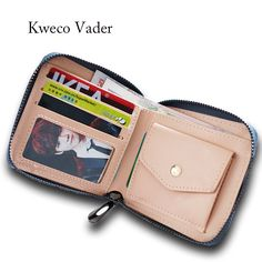Famous Women Wallet Handbags 2017 New Multi Zipper Purse Mini Student Card Package Women's Wallets Coin Bag Carteira Feminina