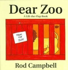 Beyond the Book Storytimes: Presents from Dear Zoo