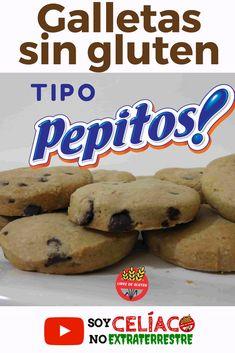 Vegan Keto, Vegan Gluten Free, Gluten Free Recipes, Healthy Recipes, Galletas Cookies, Foods With Gluten, Sweets, Diet, Cooking