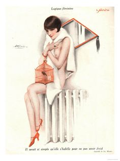 Deco Pin Up