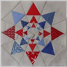 gorgeous star block