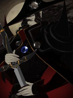 Vampire hunter D (by Pell)