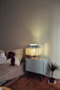 Crafty Geometric Lighting - Bonbons by Ana Kras are Woven Bohemian Lanterns (GALLERY)