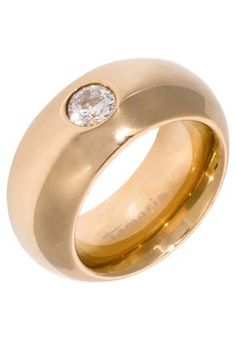 Tamaris Jewelry KATE - Ring - gold - Zalando.co.uk
