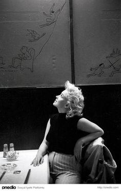 25 Fotoğrafla Marilyn Monroe ve New York - onedio.com