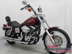 Harley-Davidson : Dyna 2001 HARLEY DAVIDSON FXDWG DYNA WIDE GLIDE $199 SHIPPING