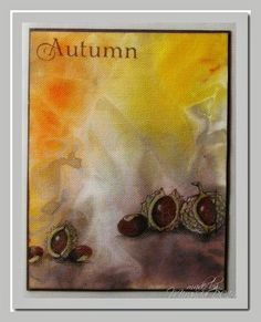 Hi there, Maybe you've already seen it on the CB challenge blog but this was my take on the 3rd colourchallenge. Beautiful Autumn...