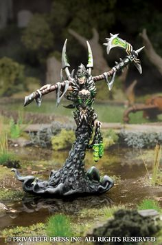 Bane Witch Agathia - Insider 05-13-2016 | Privateer Press