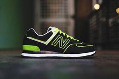 "New Balance M574 ""Neon"""