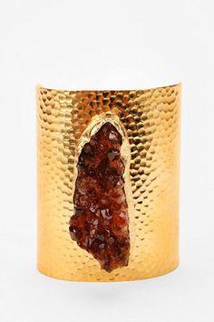 Dara Ettinger Jayden Citrine Cuff Bracelet