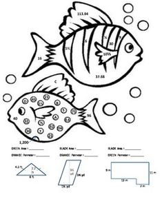 Finding Nemo coloring pages for kids, printable free