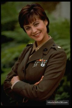 Catherine Bell, JAG Classic Actresses, Hollywood Actresses, Actors & Actresses, Cathrine Bell, Sport Tv, Lisa Bell, Brown Eyed Girls, Female Soldier, Military Women
