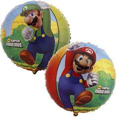 Super Mario Bros. Foil Balloon