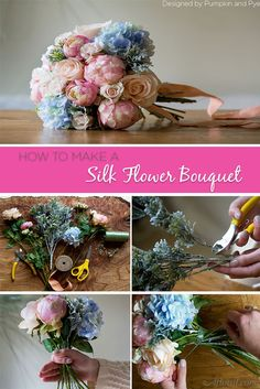 DIY Wedding Bouquets