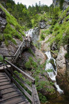 #Wasserlochklamm in Palfau, Styria-Austria