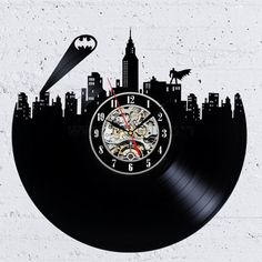 1000 Images About Vinyl Record Clocks By Gullei Com On