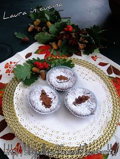 Ricetta capcake Barozzi