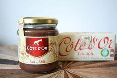Côte d'Or chocolade pasta voor op brood