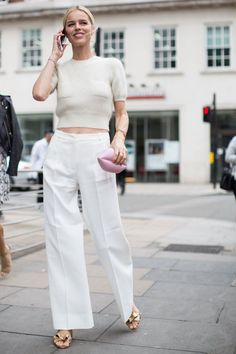 Get All the Outfit Inspiration You Need From the Style Set at London Fashion Week Day 4