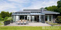 Winter garden | conservatory |sunroom Solarlux - Vinterhave producent – Vinterhavemontering - billeder, tilbyggning, planering - SDL Akzent plus