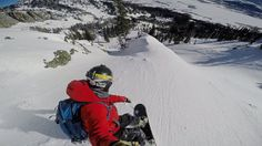 Rob Kingwill hikes into the Jackson Hole backcountry with Kelly Halpin for an epic powder run and takes home $1,000 and a GoPro HERO4.  Shot 100% on the HERO3+® camera from http://GoPro.com.  Music Courtesy of ExtremeMusic http://www.extrememusic.com