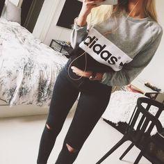 #adidas #topshop