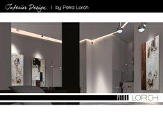 Petra, Bathroom Lighting, Interior Design, Mirror, Furniture, Germany, Home Decor, Art, Painting Abstract
