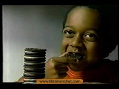 OREO cookie commercial 1983