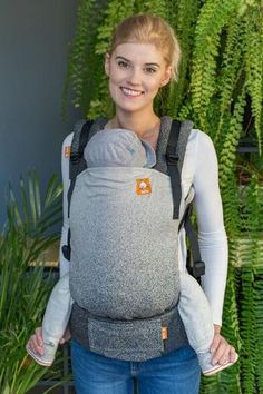 Free to Grow Tula Emulsion TULA BABY CARRIER