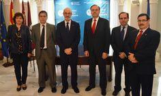 La UPCT oferta una doble titulación en Turismo con la Université Hassan II de Casablanca (24/02/15) http://bsan.co/1LBIw3T