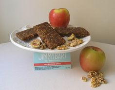 Tried a JimmyBar today... love them!